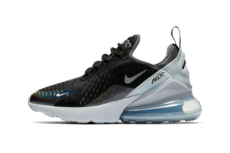 57249c48eccf1 Nike s Y2K Air Max 270 and 95 Black Silver