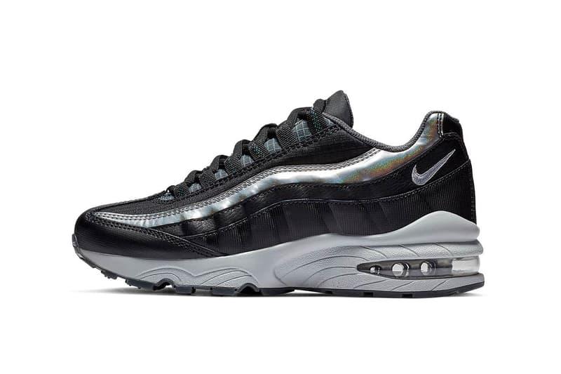 Nike Y2K Air Max 270 95 Black Silver