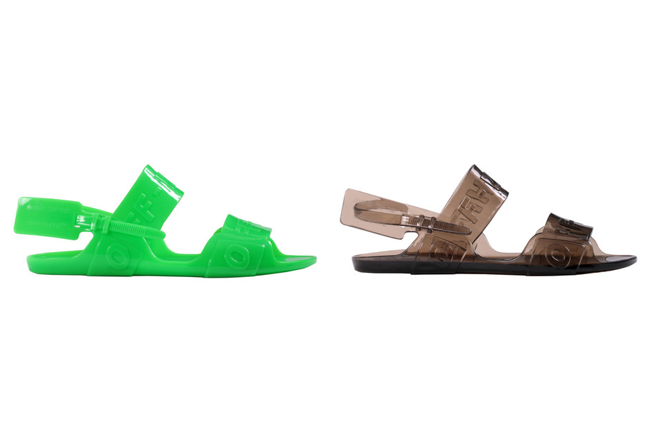 2f8a0bd16b7c Off-White Releases New Zip Tie Jelly Sandals