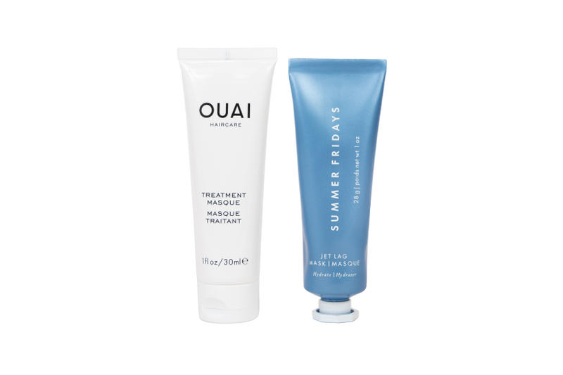 OUAI Treatment Masque Summer Fridays Jet Lag Mask Set
