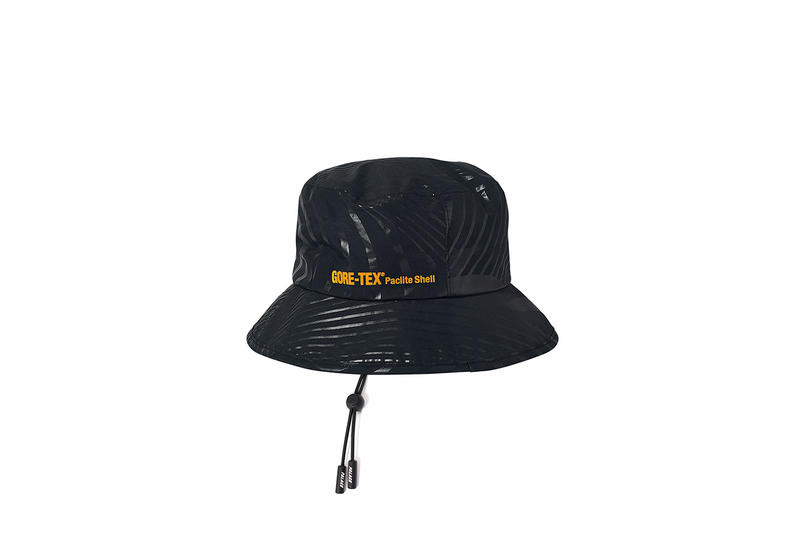 Palace GORE-TEX Hat Black