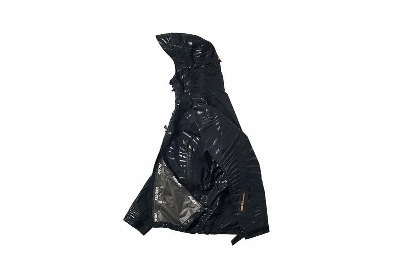Palace GORE-TEX Jacket Black