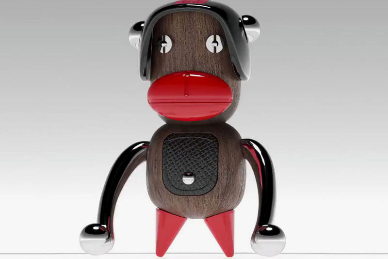 Prada Monkey Blackface Otto Toto Pradamalia