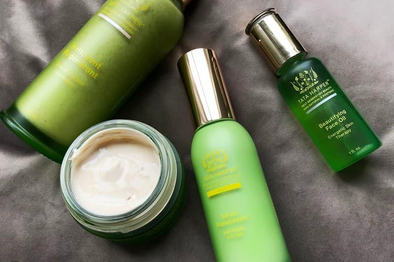Tata Harper Creme Riche Natural Skincare Beauty Green Face Oil Cleanser