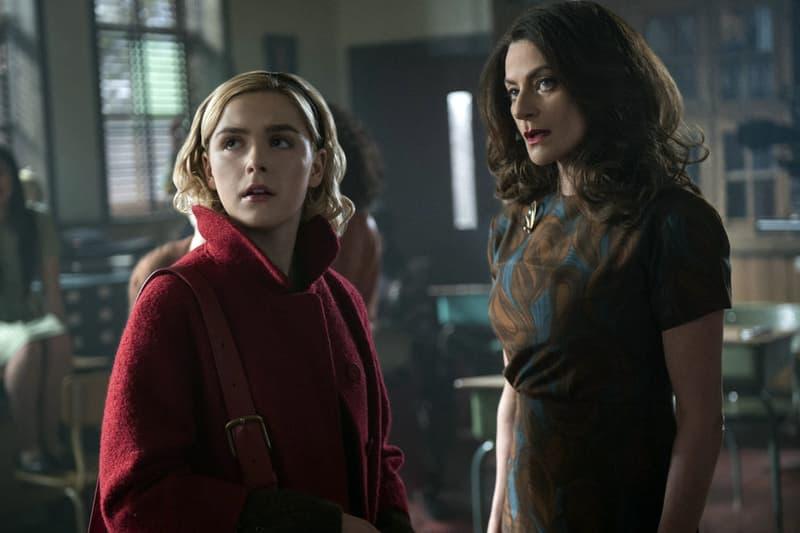 Netflix Renews 'Chilling Adventures of Sabrina' Third Season TV Show Kiernan Shipka Announcement
