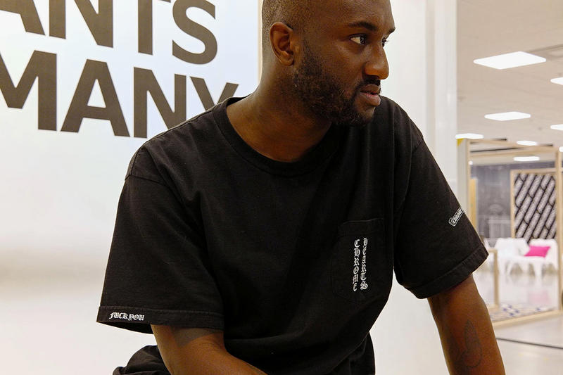 virgil abloh nike offwhite the ten sneaker collaboration end