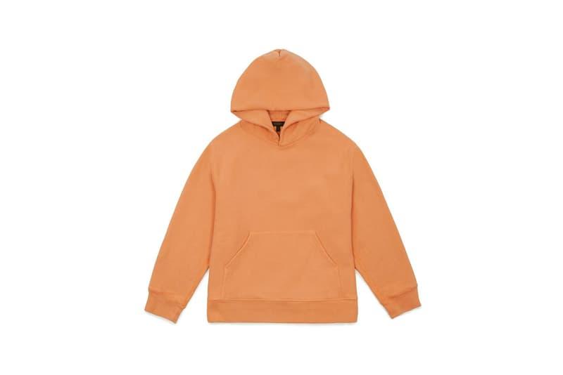 YEEZY Hoodie Orange