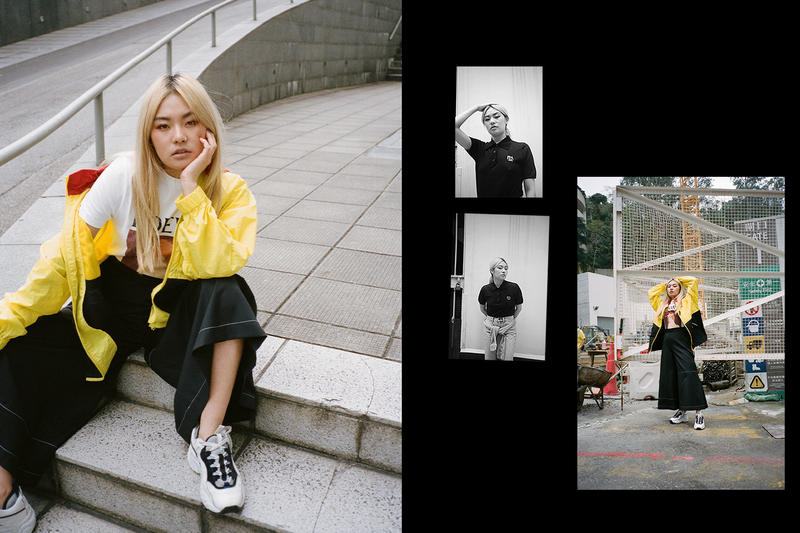 HBXWM Modern Retro T by Alexander Wang McQueen LOEWE Editorial