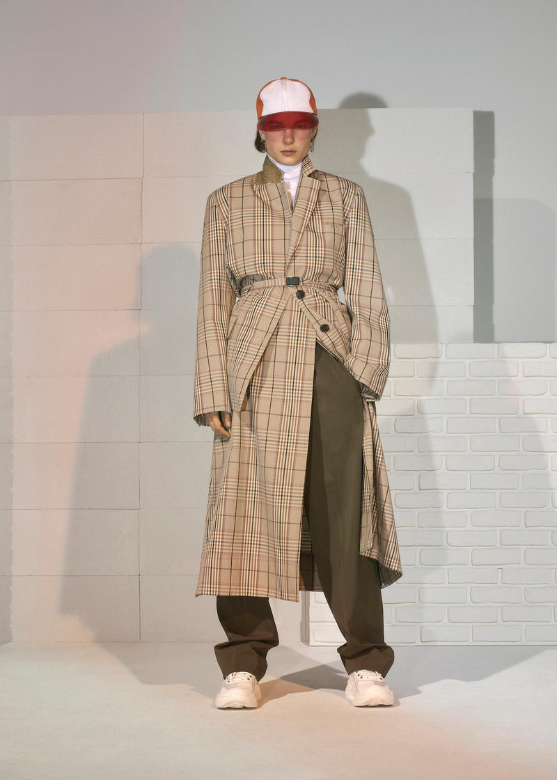 Yuni Ahn & Gildas Loaec Maison Kitsune Interview Fall Winter 2019 Lookbook Paris Fashion Week Men's Boiler room