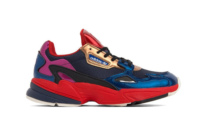 adidas Falcon Collegiate Navy Red