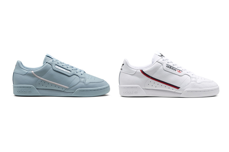 low priced 49a02 0cb02 adidas Originals Newest Continental 80s Collection Is Dropping Soon