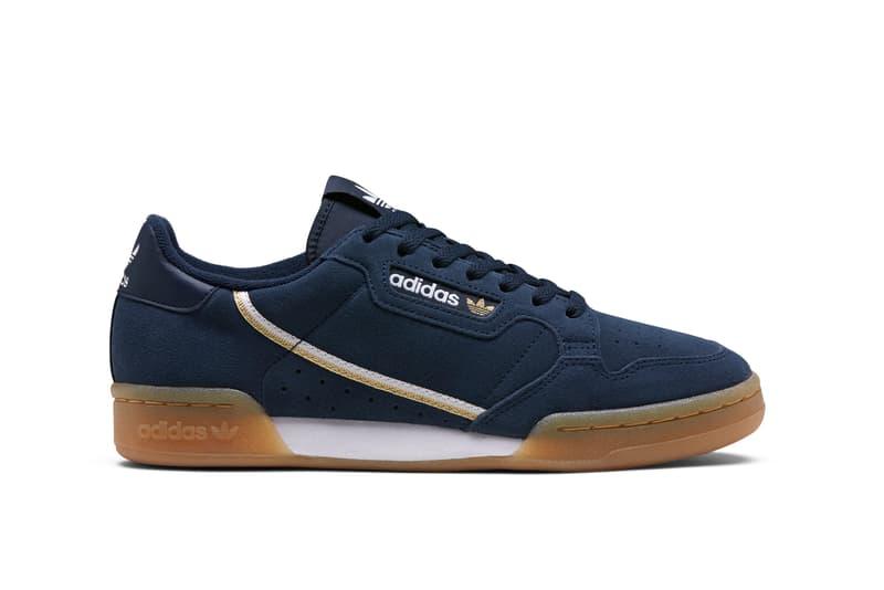 adidas Originals Continental 80 Spring Summer 2019 Collection Navy