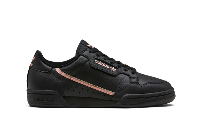 adidas Originals Continental 80 Spring Summer 2019 Collection Black