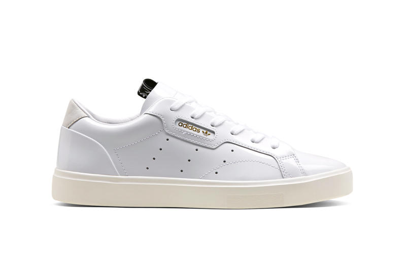 adidas Originals Sleek White