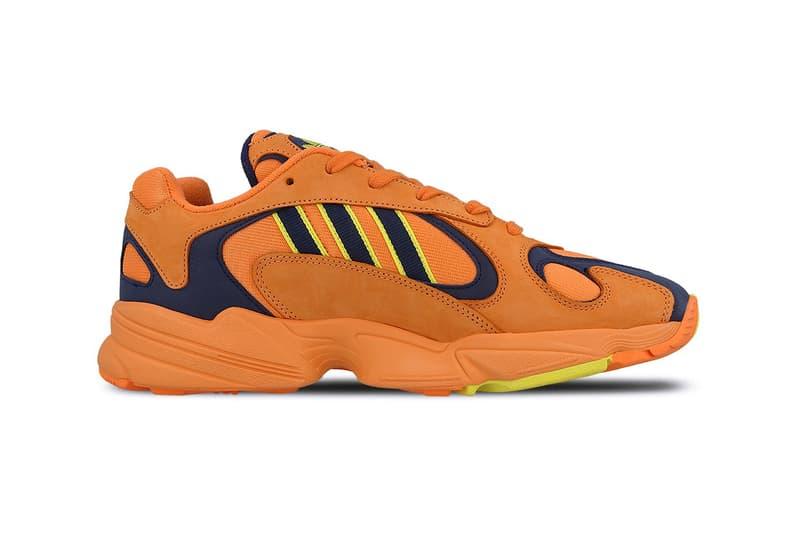 adidas Yung-1 Hi Res Orange