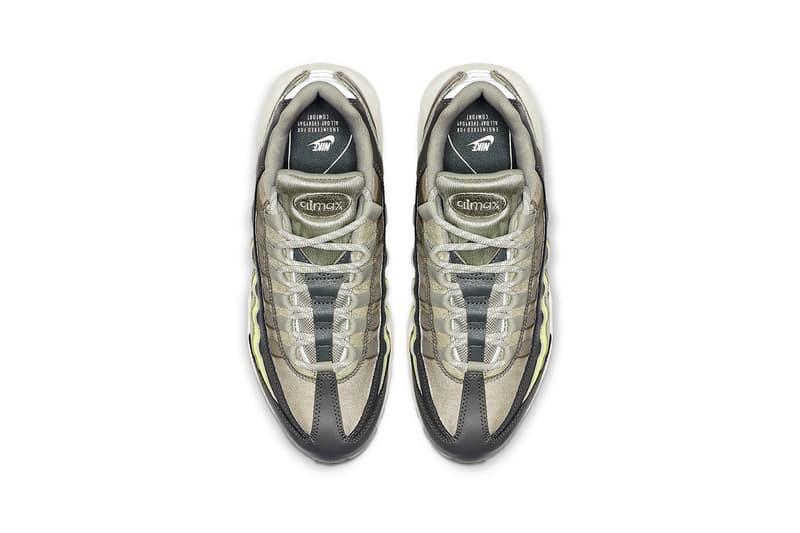 Nike Air Max 95 Mineral Spruce Luminous Green