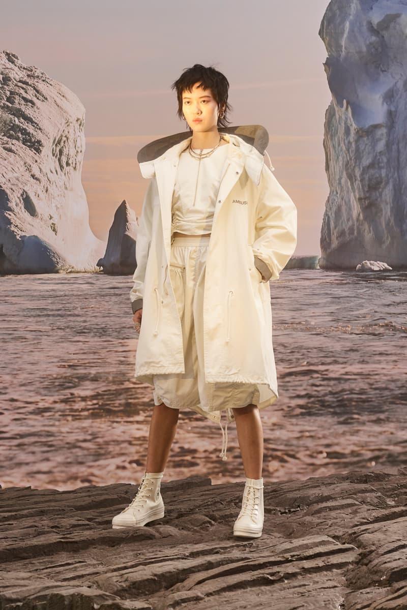 ambush yoon ahn fall winter 2019 fw19 collection lookbook japanese cotton wool nylon space scifi
