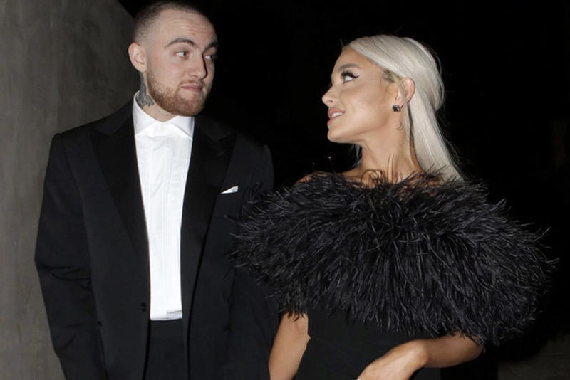 Ariana Grande Tribute to Mac Miller on Instagram Post Deleted Social Media