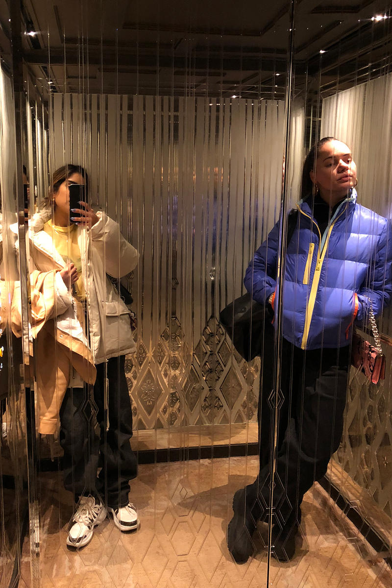 Ava Nirui Louis Vuitton FW19 Show Paris Fashion Week Men's Virgil Abloh Interview Photo Diary