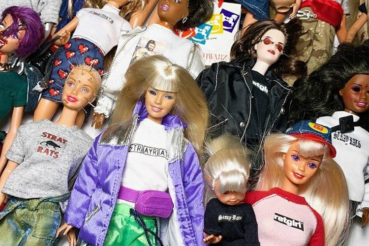 Ava Nirui Barbie Dolls Stray Rats Horror