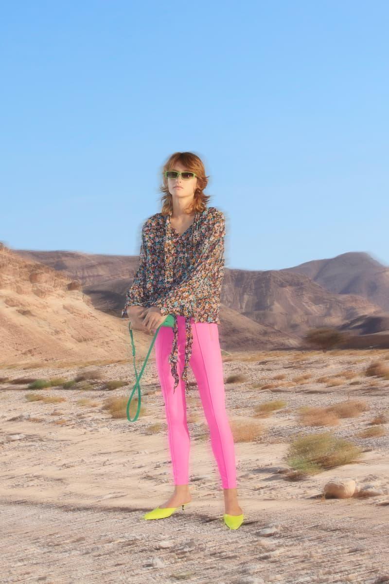 Balenciaga Farfetch Exclusive Capsule Collection Release Lookbook Pieces
