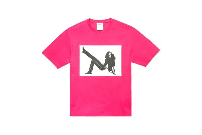 CALVIN KLEIN JEANS EST. 1978 Delivery 2 Drop 02 T-shirt Pink White