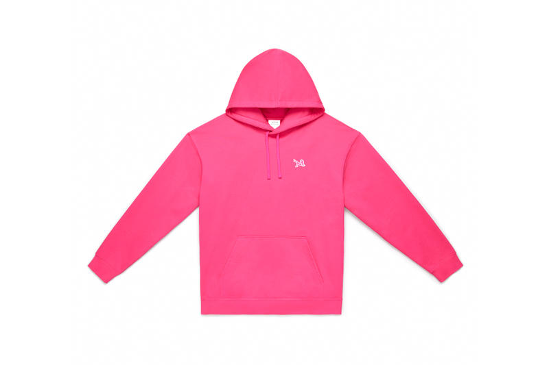 CALVIN KLEIN JEANS EST. 1978 Delivery 2 Drop 02 Hoodie Pink
