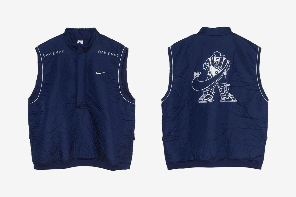 Cav Empt x Nike Capsule