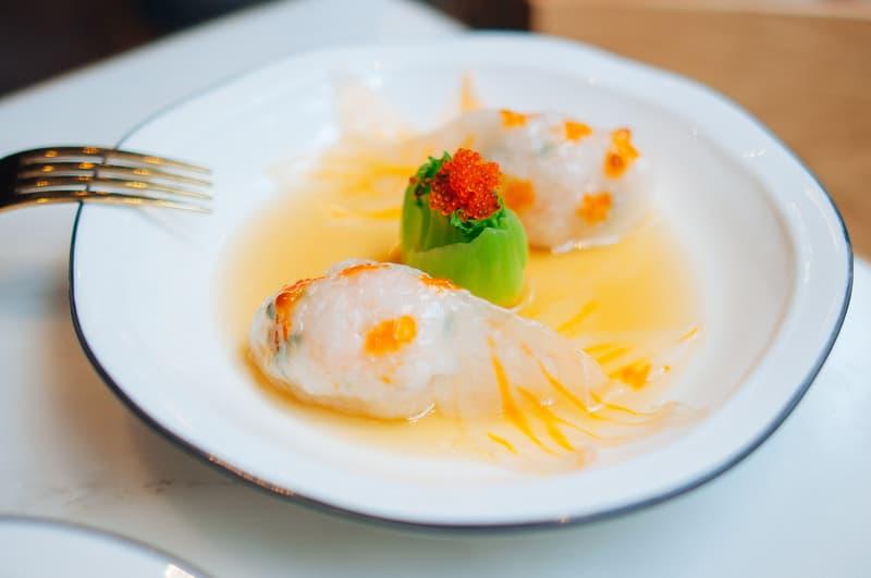 brunch dim sum chinese new year pig hong kong travel food lunar
