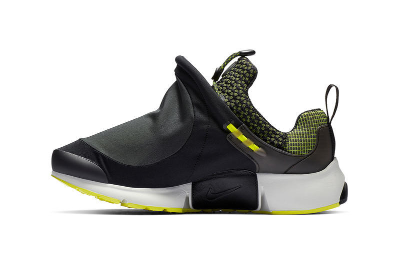 COMME des GARÇONS Homme Plus Nike Air Presto Foot Tent Blue Black