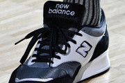 Take a First Look at COMME des GARÇONS x New Balance's Sneaker Collaboration
