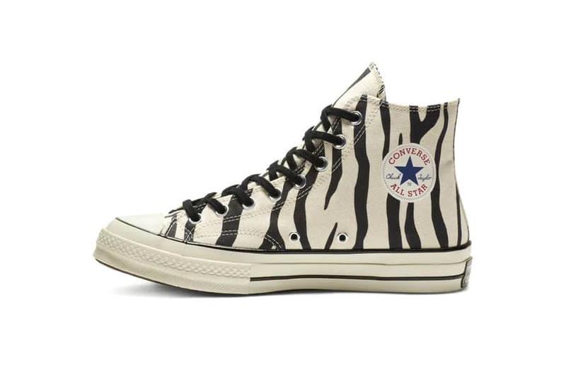 c035f5fe813 Converse Camo, Leopard & Zebra Print Chuck 70 | HYPEBAE