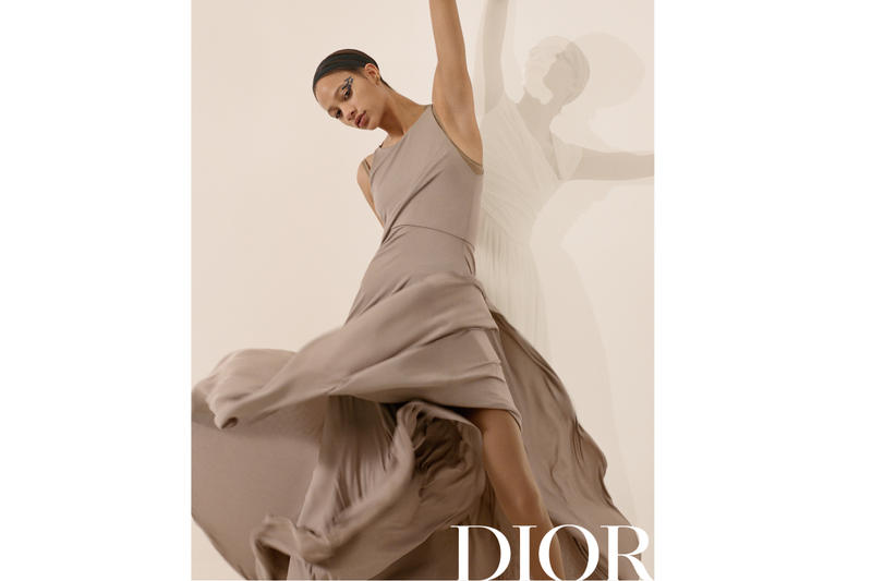 Dior Spring/Summer 2019 Dance Ballet Campaign Maria Grazia Chiuri SS19 Beige Hues Fashion