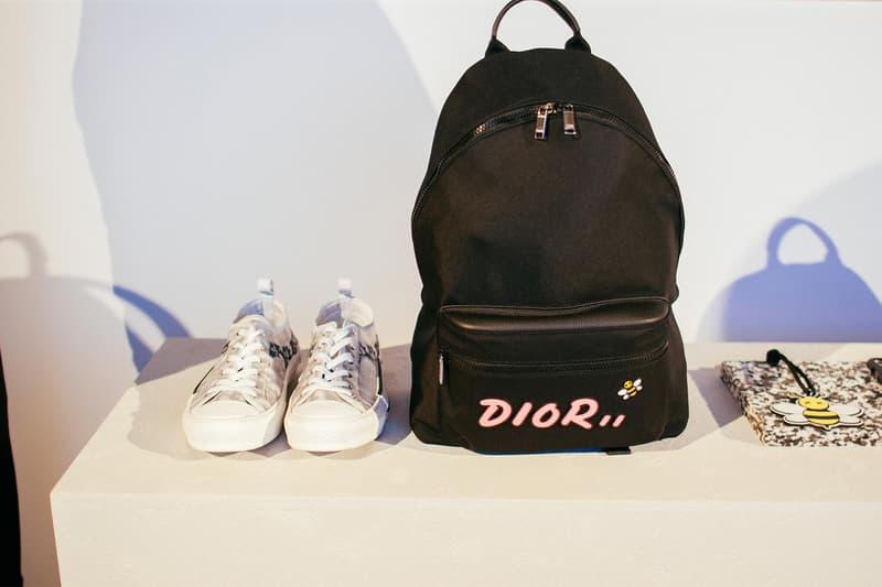 dior spring summer 2019 ss19 collection kim jones maria grazia chiuri saddle bags kaws matthew williams yoon