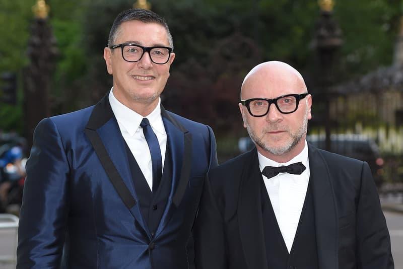 Stefano Gabbana Jacket Blue Domenico Dolce Blazer Black