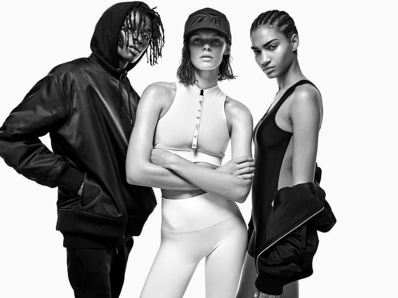 Exclusive Victoria Beckham Reebok Interview sportswear