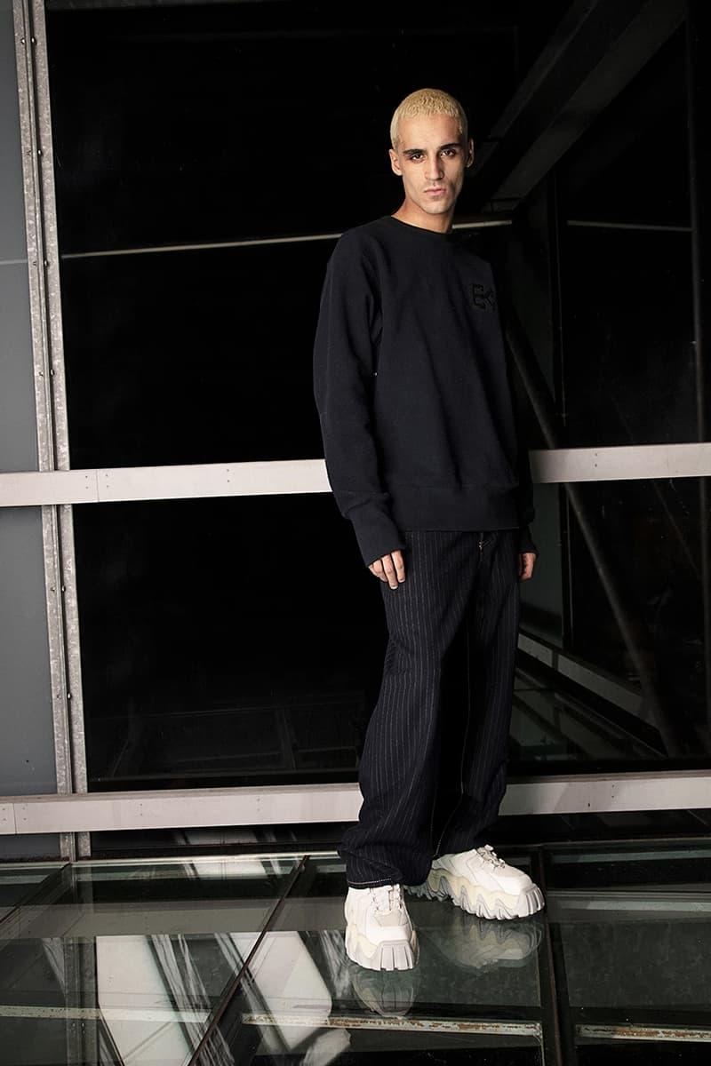 Eytys Fall/Winter 2019 Ready-to-Wear Collection Apparel Range Lookbook Denim Workwear Sneakers Shoes