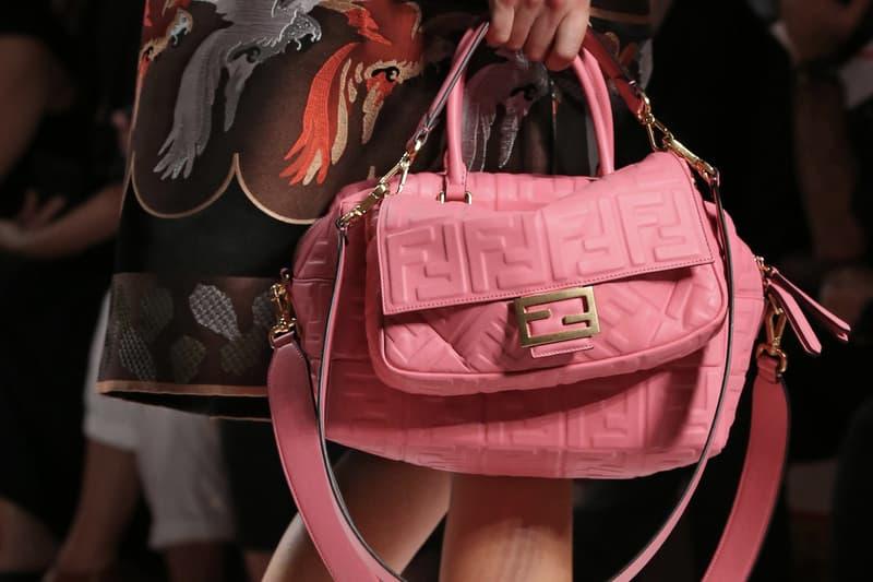 e267fe2de3 Fendi Brings Back its Iconic Baguette Bag for SS19 | HYPEBAE