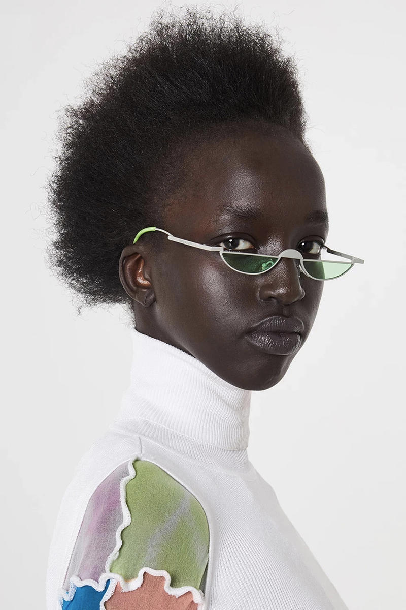"Gentle Monster Futuristic ""13"" Eyewear Collection Sunglasses Lookbook Editorial"