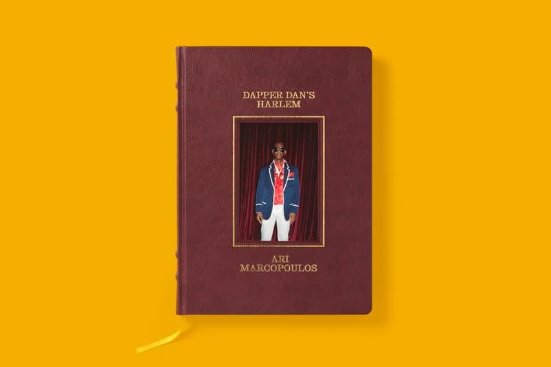 Gucci Dapper Dan's Harlem Book Ari Marcopolous Cover