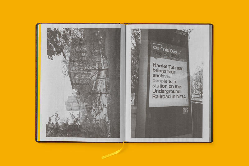 Gucci Dapper Dan's Harlem Book Ari Marcopolous Bus Stop Billboard