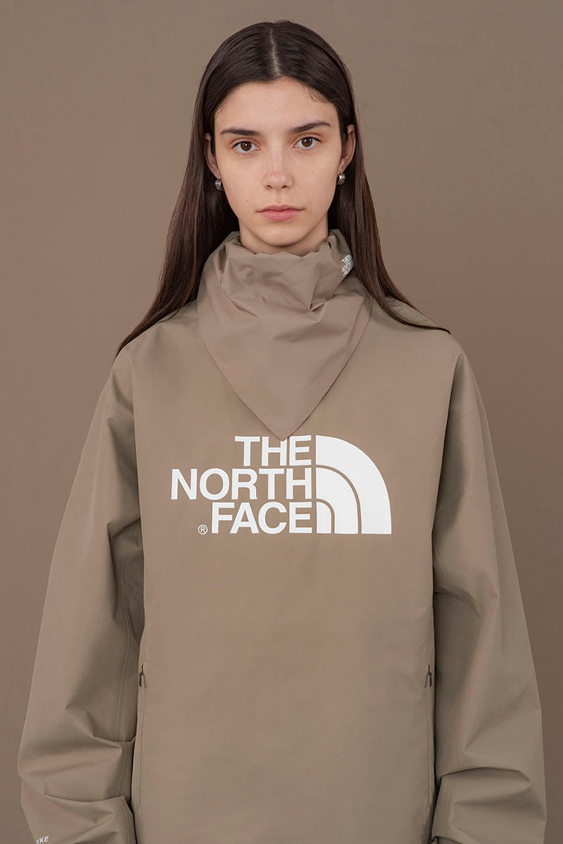 HYKE The North Face Spring Summer 2019 Lookbook