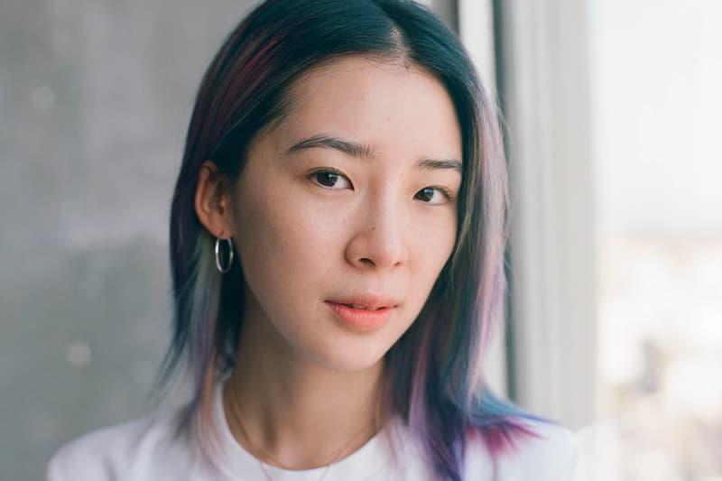Irene Kim Korean Model Influencer Kaws Uniqlo UT T-Shirt Seoul South Korea
