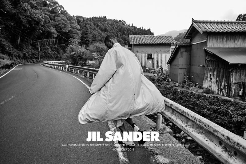 Jil Sander Spring Summer 2019 Jacket Grey