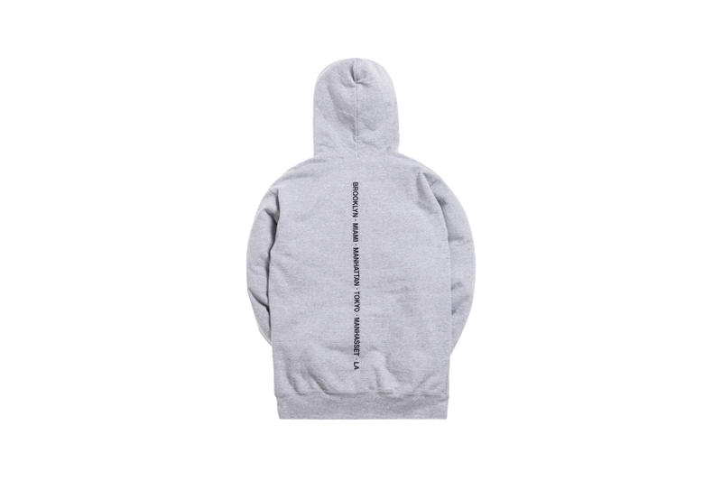 KITH Treats Capsule Collection Hoodie Grey