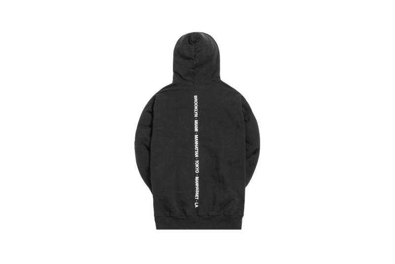KITH Treats Capsule Collection Hoodie Black
