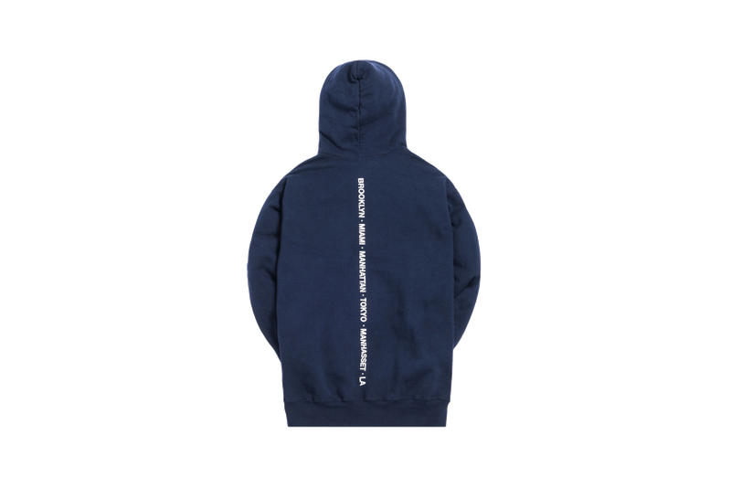 KITH Treats Capsule Collection Hoodie Navy