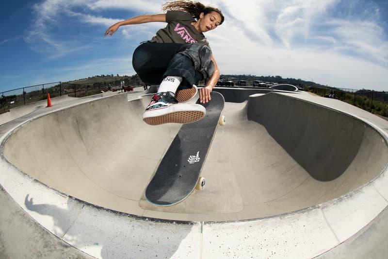 Female Skateboarders Interview Lizzie Armanto Atita Verghese Brighton Zeuner 2020 Tokyo Olympics Skateboarding