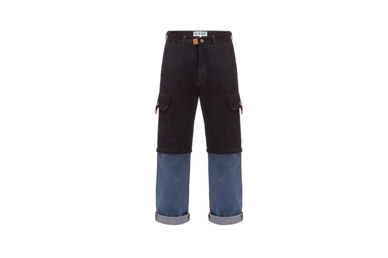 LOEWE Eye Nature Collection Jeans Blue