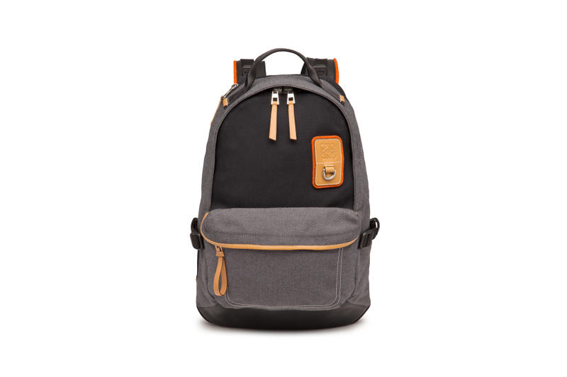 LOEWE Eye Nature Collection Backpack Grey